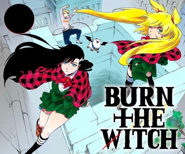 Le manga Burn the Witch de Tite Kubo sortira chez Glénat, 24 Août 2020 - Manga news