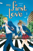 Manga - My First Love