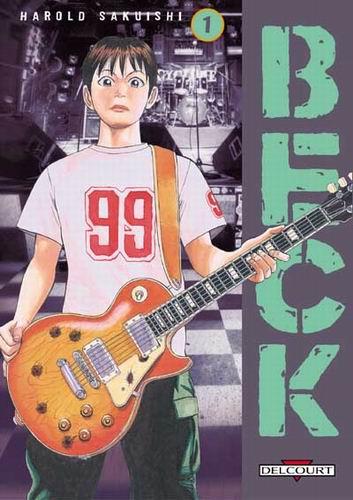 Beck - Manga série - Manga news