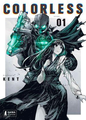 Colorless - Manga série - Manga news