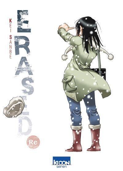Manga - Erased Re