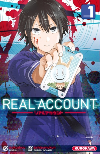 Manga - Real Account