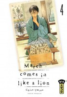 Manga - Manhwa - March comes in like a lion Vol.4
