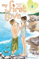 Manga - Manhwa - My First Love Vol.4