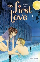 Manga - Manhwa - My First Love Vol.3