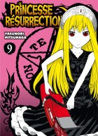 Manga - Manhwa - Princesse Résurrection Vol.9