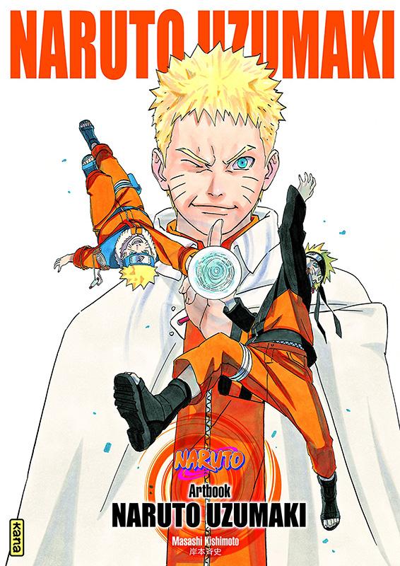 Manga - Manhwa - Naruto - Artbook Uzumaki Naruto