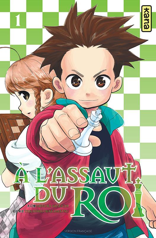 Manga - Manhwa - A l'Assaut du Roi Vol.1