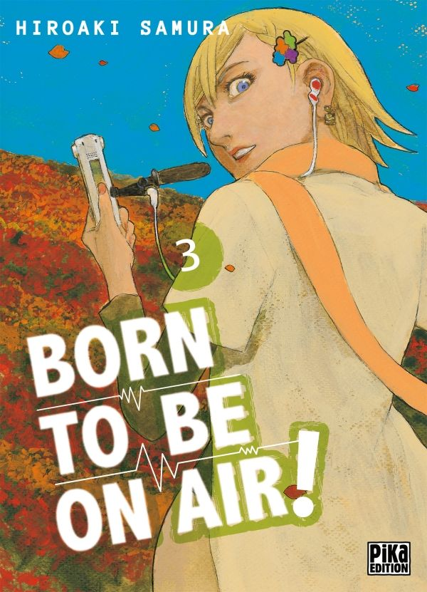 Manga - Manhwa - Born To Be On Air ! Vol.3
