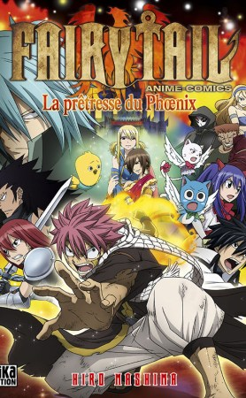 Fairy Tail Film 1 en VF & VOSTFR