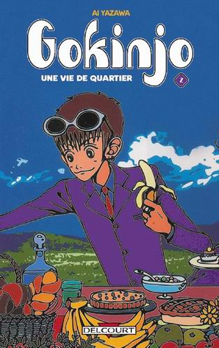 Couverture - Gokinjo 02