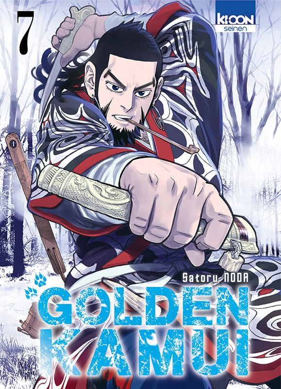 Manga - Manhwa - Golden Kamui Vol.7