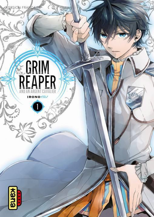 Manga - Manhwa - The Grim Reaper and an Argent Cavalier Vol.1