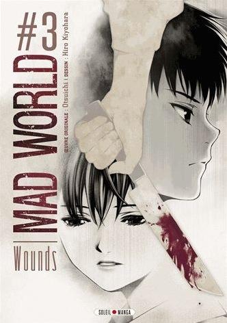"""Résultat de recherche d'images pour """"mad world 3 manga"""""""