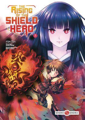 Vol 5 The Rising Of The Shield Hero Manga Manga News