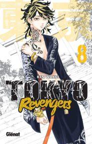 Manga - Manhwa - Tokyo Revengers Vol.8