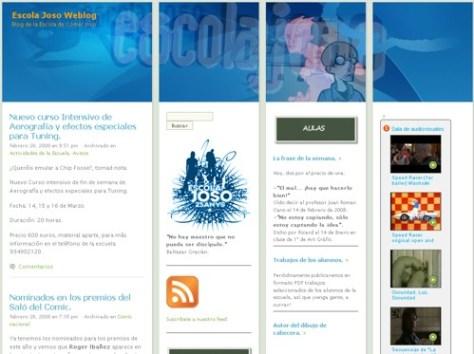 Blog Escola Joso