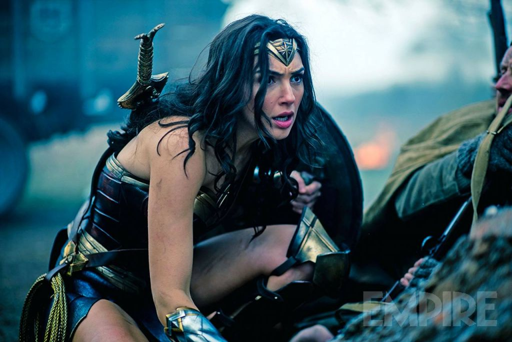 Wonder Woman, poster e full trailer in italiano