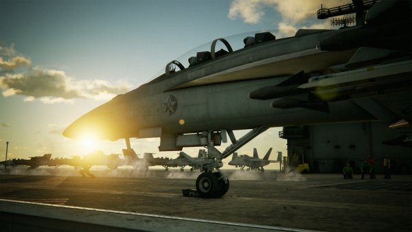 Ace Combat 7 riceve un rating su Xbox One