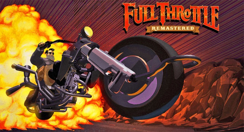 Full Throttle Remastered arriva oggi su PlayStation 4, PlayStation Vita e PC
