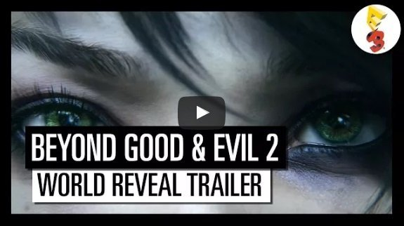 (Ri-)Annunciato Beyond Good and Evil 2