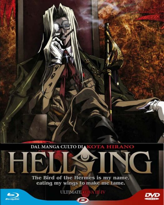 dynit hellsing ultimate 2