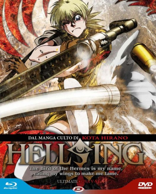 dynit hellsing ultimate 3
