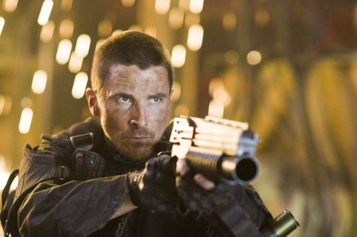 Christian Bale ricorda Terminator Salvation: