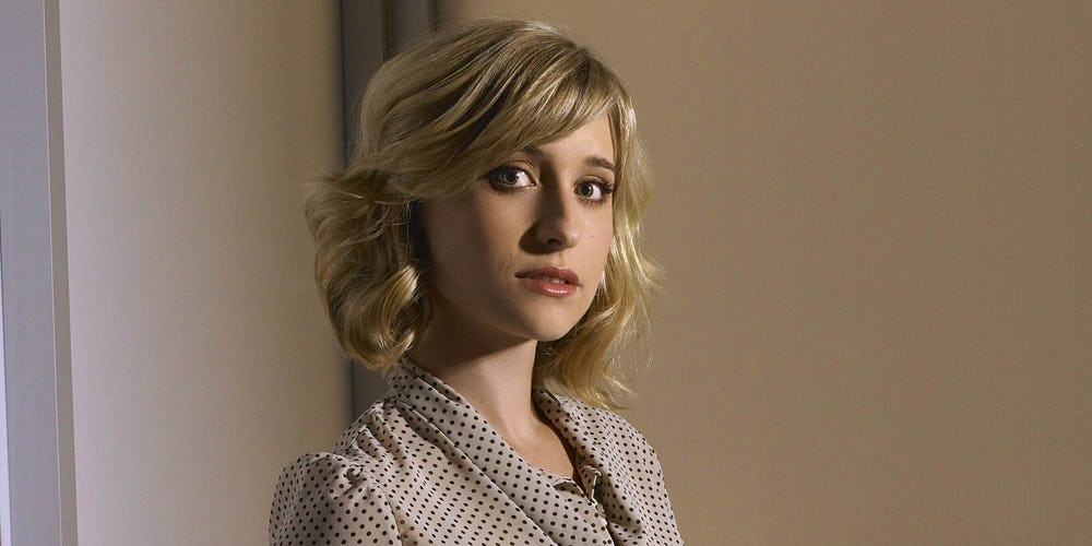 Allison Mack, la star di Smalville, incriminata per traffico sessuale