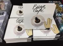 bugs cafè bugs comics lucca comics games 2018