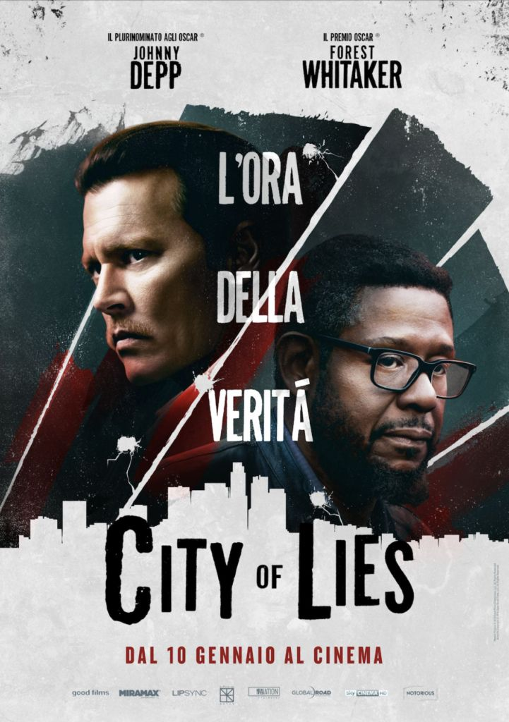 city of lies, l'ora della verità, brad furman, johnny depp, forest whitaker, notorius pictures