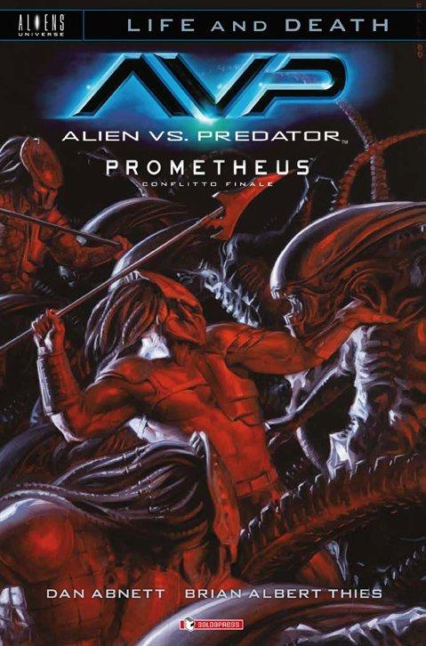 Alien vs Predator - Life and Death