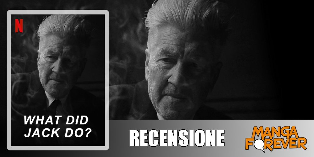 What Did Jack Do? il cortometraggio di David Lynch è su Netflix