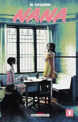 Résultats de recherche d'images pour «nana manga»