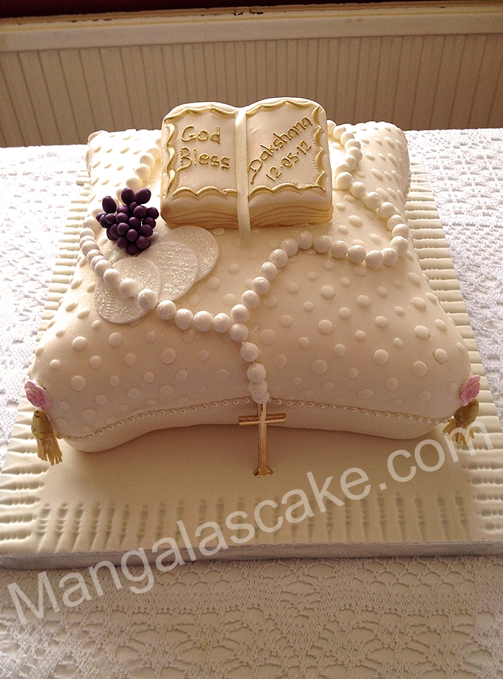 Holy Communion Cakes