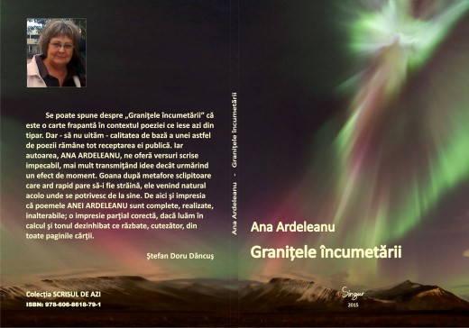 Ana Ardeleanu - Granitele Incumetarii - coperta-