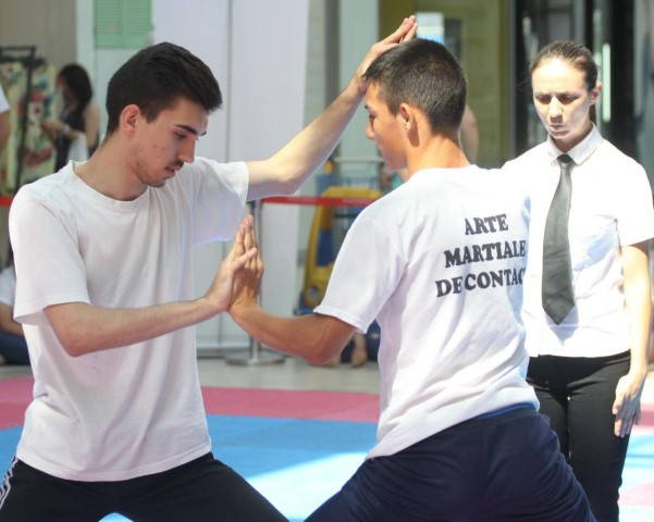 Kung-Fu World Day-mangalia