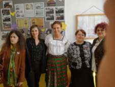 Lansare de carte în comuna Albești în prezența Altețelor Sale Regale-03