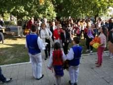 Lansare de carte în comuna Albești în prezența Altețelor Sale Regale-07