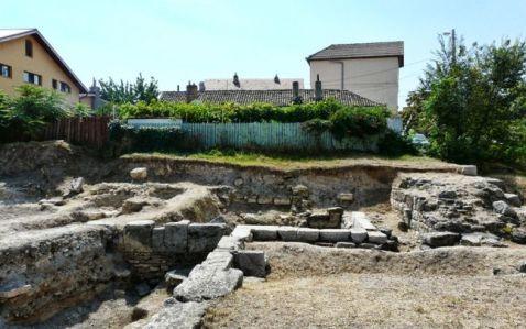 cetatea-Callatis-nord-est