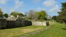 zidul cetatii callatis (1)