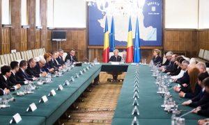 Acte normative adoptate sau de care Guvernul a luat act în ședința din 12 iulie 2018