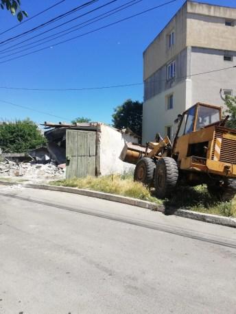 demolare garaj 1