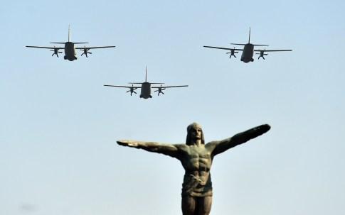 Monumentul_Aviatorilor-ceremonie-militara