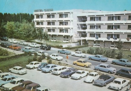 Neptun - Hotel Dacia - anii 70
