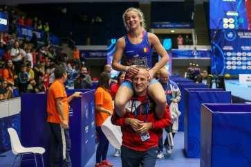 Ana Andreea Beatrice bronz Campionatul Mondial de Lupte5