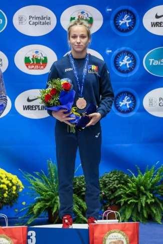 Ana Andreea Beatrice bronz Campionatul Mondial de Lupte6