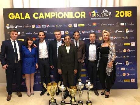Emil Ghinea la Gala Campionilor 2018-05