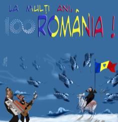 La multi ani Romania Marian-Avramescu