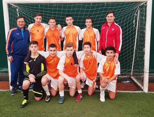 Școala Gimnazială Nr. 3 Mangalia Fotbal1